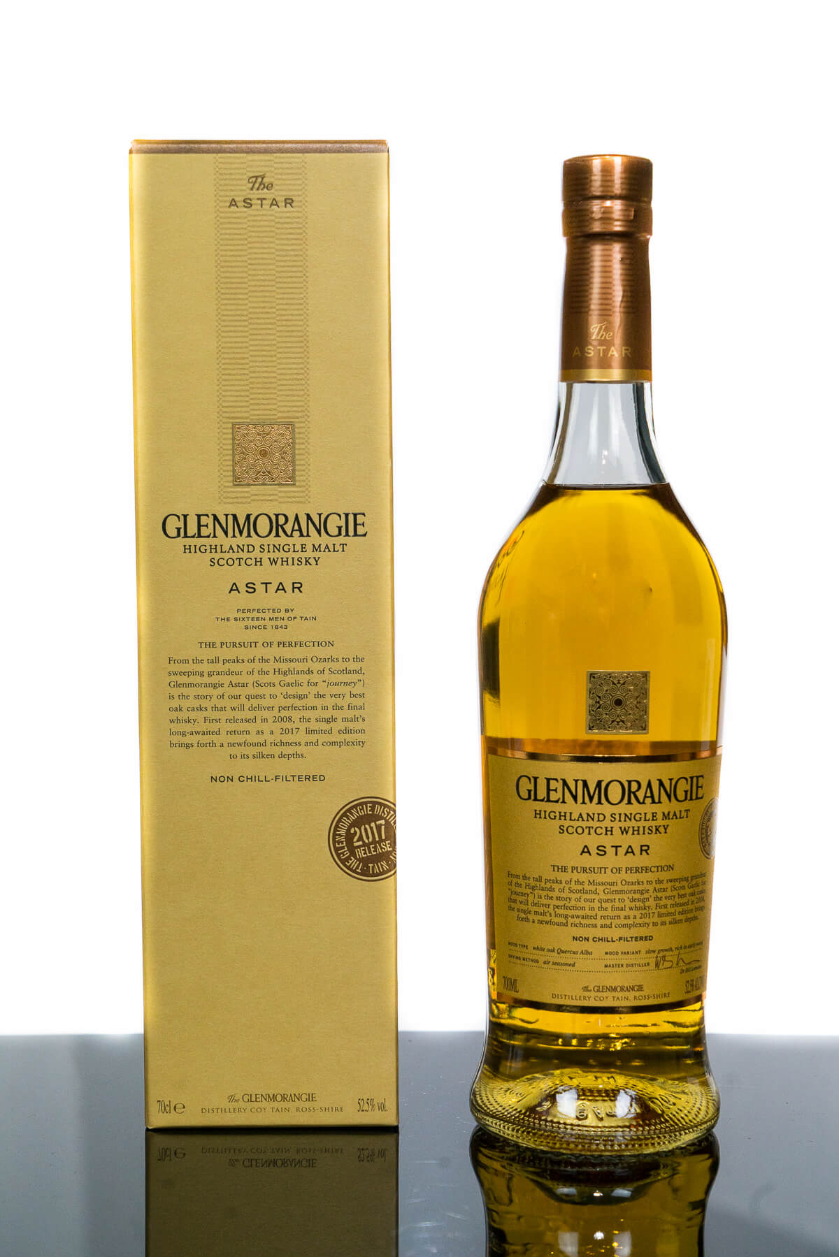 Glenmorangie Astar 2017 Release Highland Single Malt Scotch Whisky (700ml)