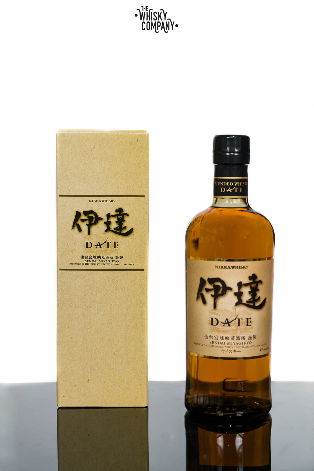 Nikka Date Japanese Blended Whisky (700ml)
