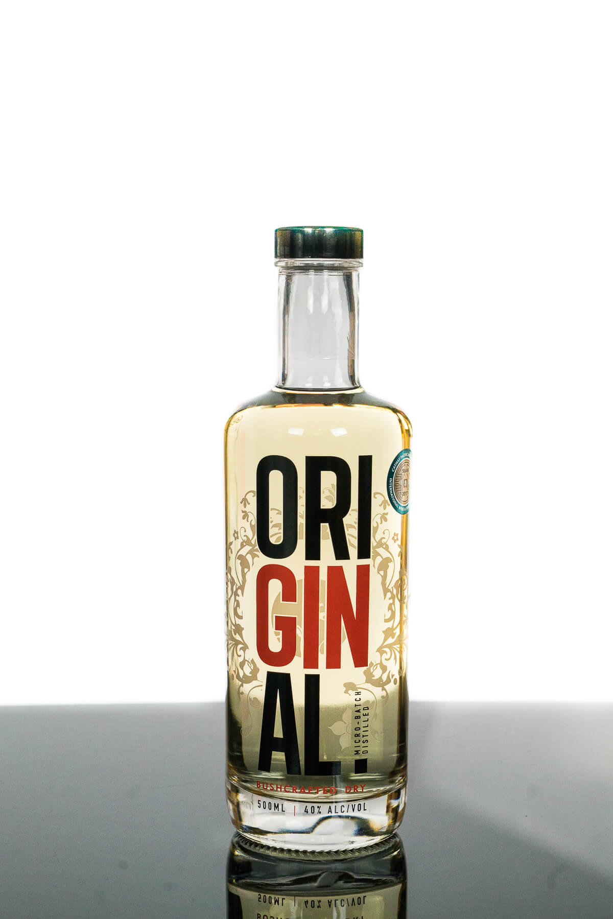 Original Spirit Company Original Bushcrafted Dry Gin (500ml)