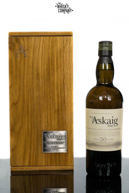 Port Askaig Aged 30 Years Islay Single Malt Scotch Whisky (700ml)