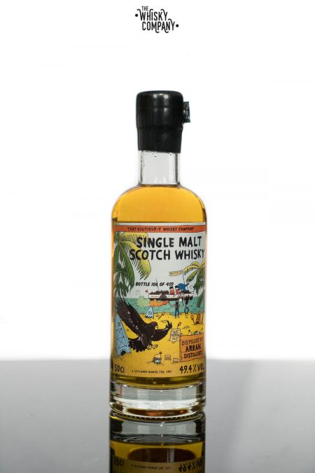 Arran Single Malt Scotch Whisky Batch 2 - That Boutique-Y Whisky Company (500ml)