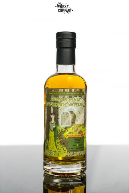 Mackmyra Aged 3 Years Single Malt Swedish Whisky Batch 1 - That Boutique-Y Whisky Company (500ml)