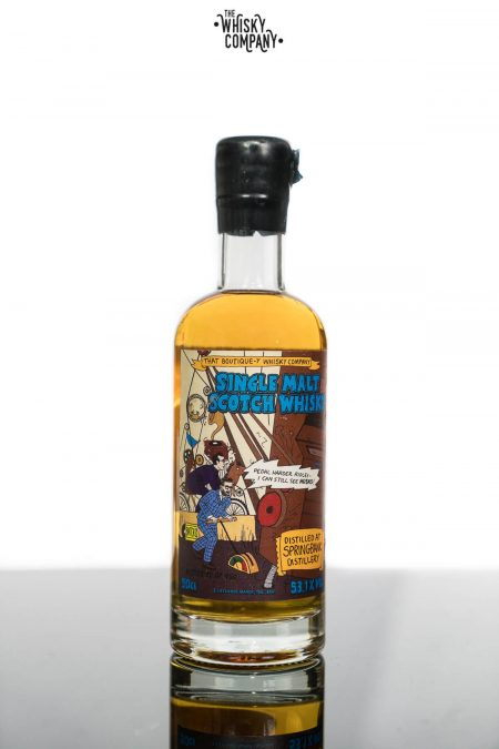 Springbank Batch 2 Single Malt Scotch Whisky - That Boutique-Y Whisky Company (500ml)