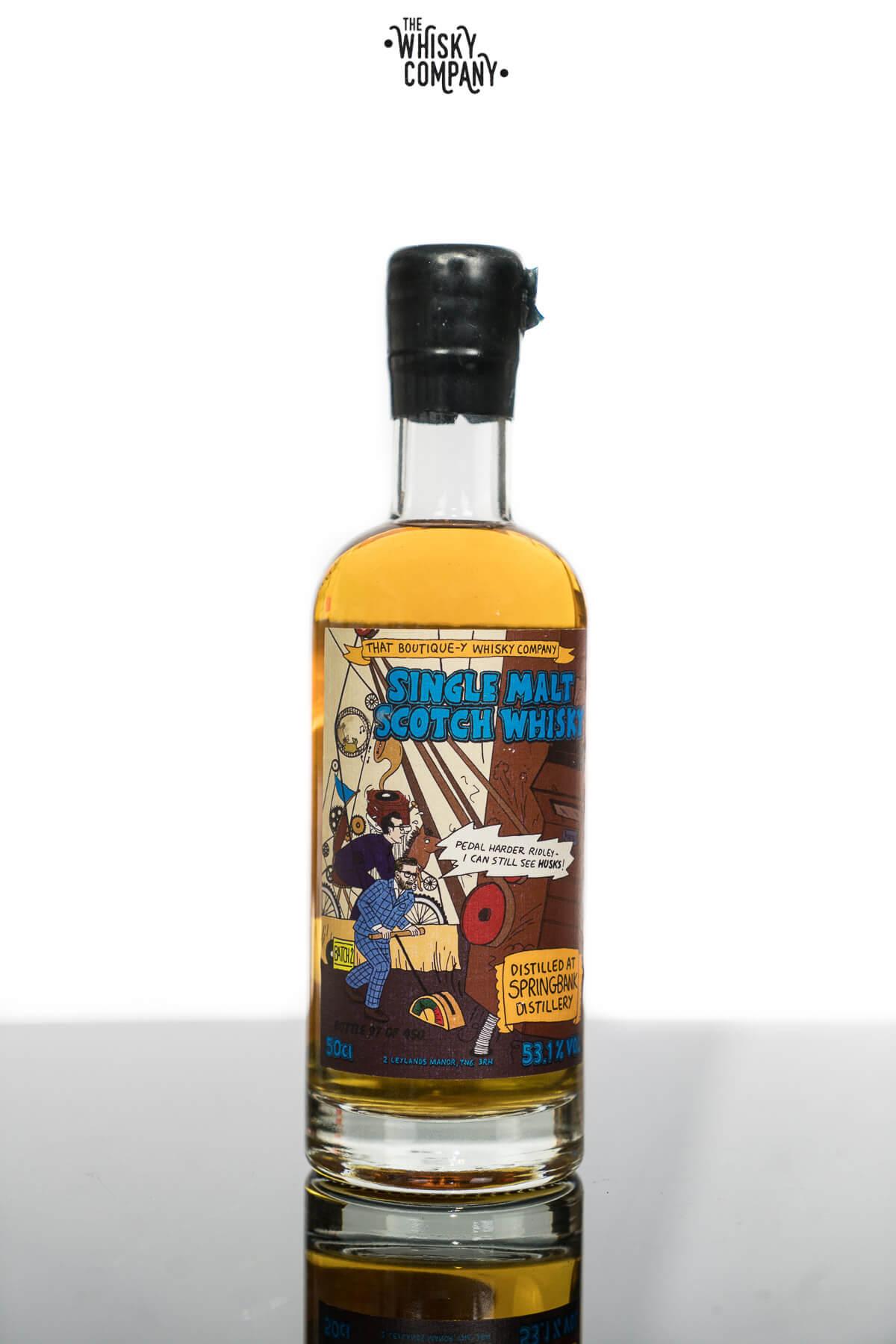 Springbank Batch 2 Single Malt Scotch Whisky - That Boutique-Y Whisky Company (500ml)