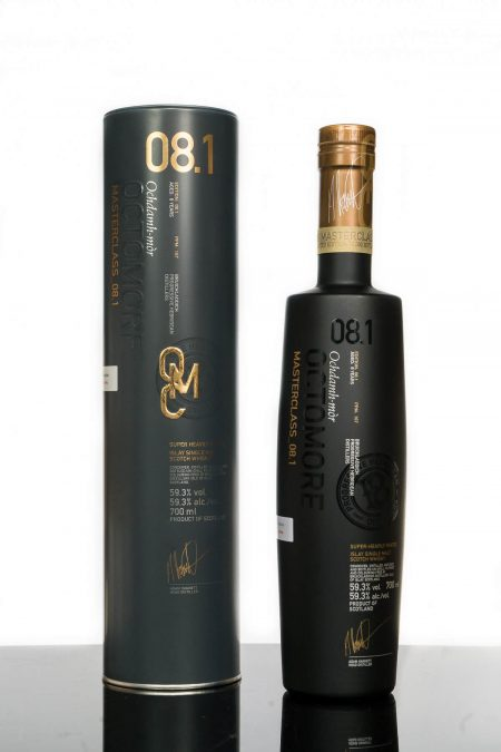 Bruichladdich Octomore 8.1 Islay Single Malt Scotch Whisky (700ml)