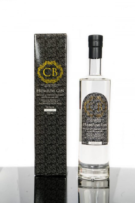 Mars Tsunuki Distillery CB Premium Gin Batch #001 (700ml)