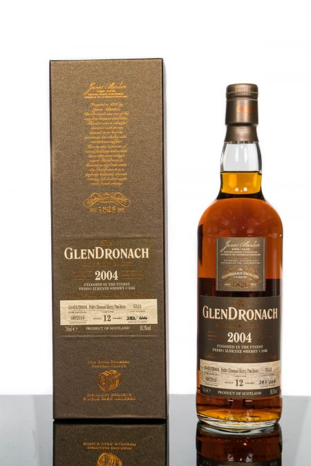 GlenDronach 12 Years Old 2004 Single Cask No. 5523 (700ml)