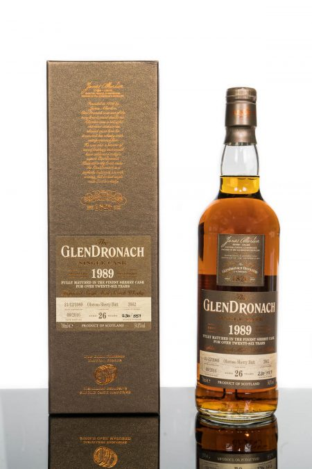 GlenDronach 26 Years Old 1989 Single Cask No. 2662 (700ml)