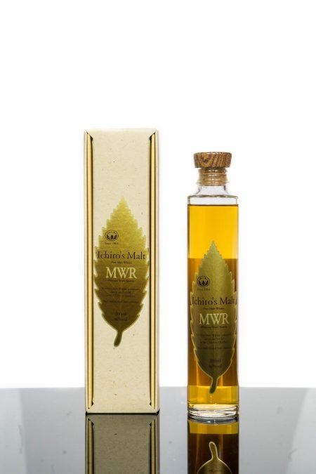 Ichiro's Malt Mizunara Wood Reserve Japanese Whisky (200ml)
