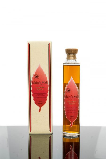Ichiro's Malt Wine Wood Reserve Japanese Whisky (200ml)