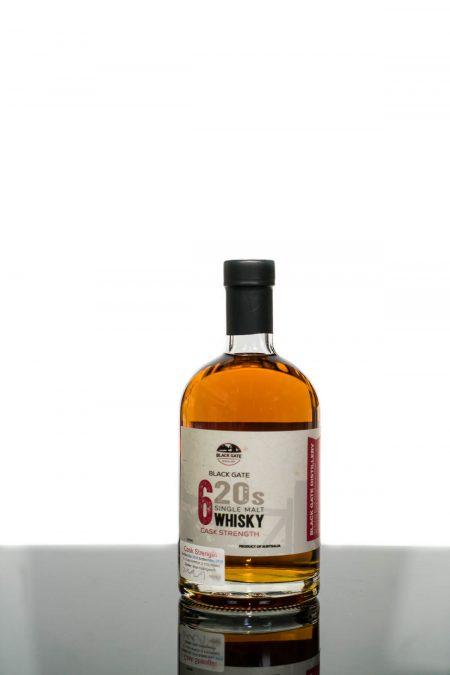Black Gate 620s Cask Strength Australian Single Malt Whisky (500ml)
