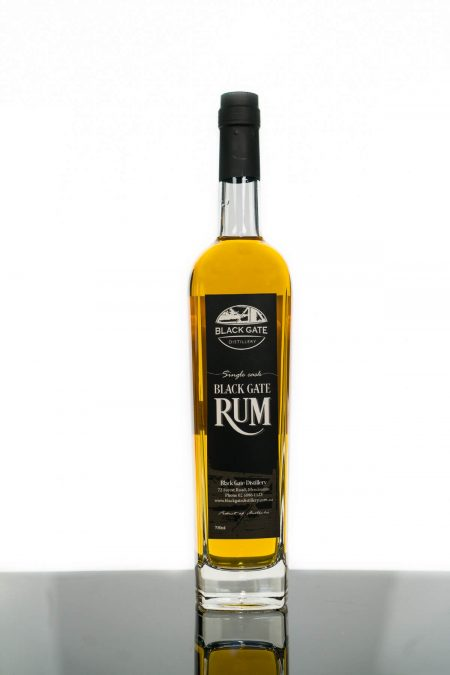 Black Gate Single Cask #BG019 Australian Rum (700ml)