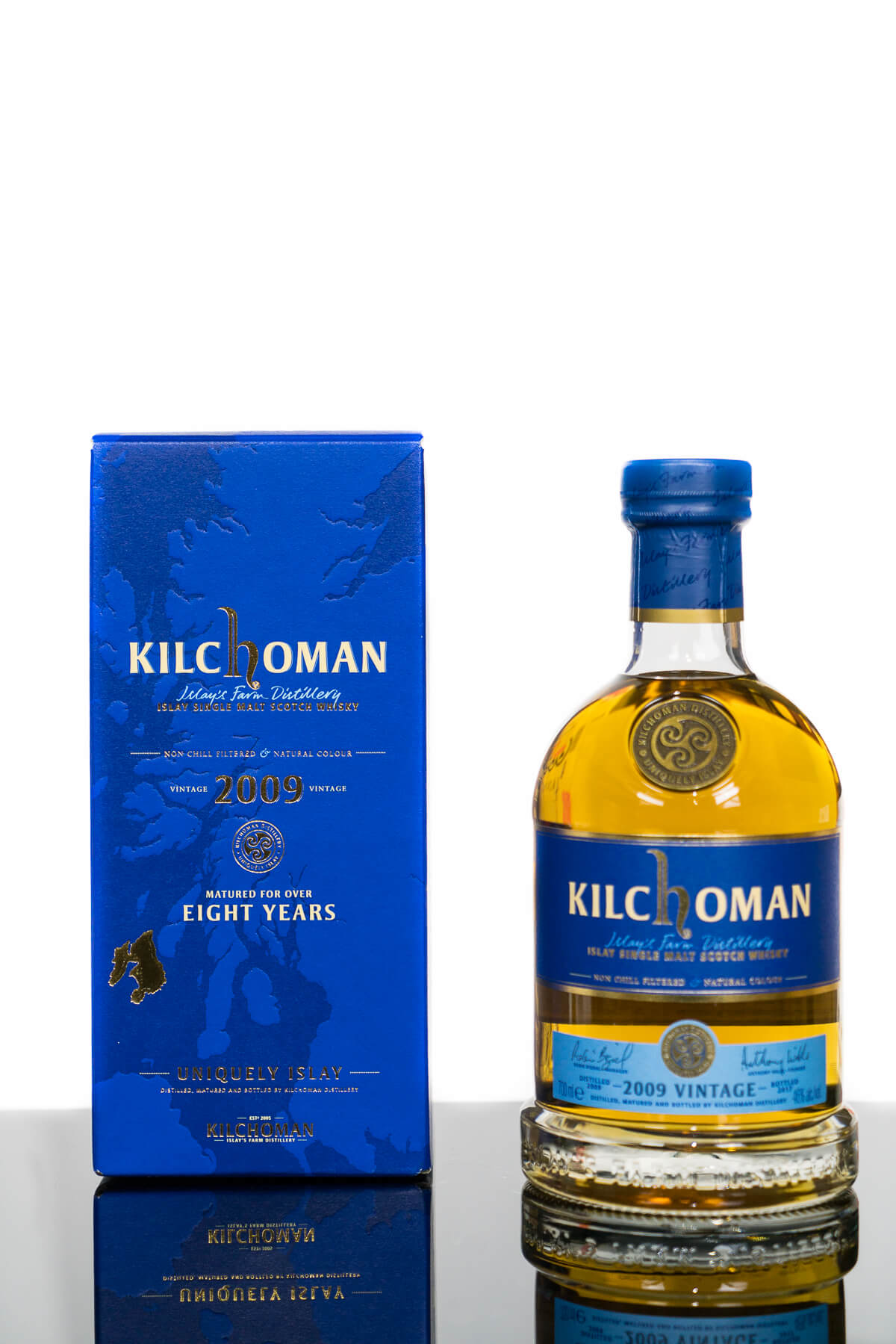 Kilchoman 2009 Vintage Islay Single Malt Scotch Whisky (700ml)