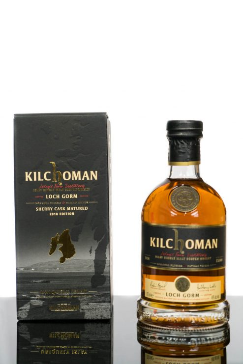 Kilchoman 2018 Loch Gorm Islay Single Malt Scotch Whisky (700ml)