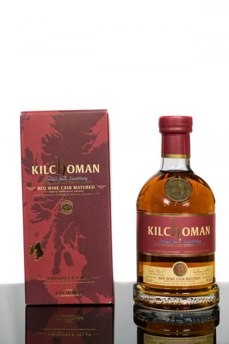 Kilchoman 2012 Red Wine Cask Matured Islay Single Malt Scotch Whisky (700ml)