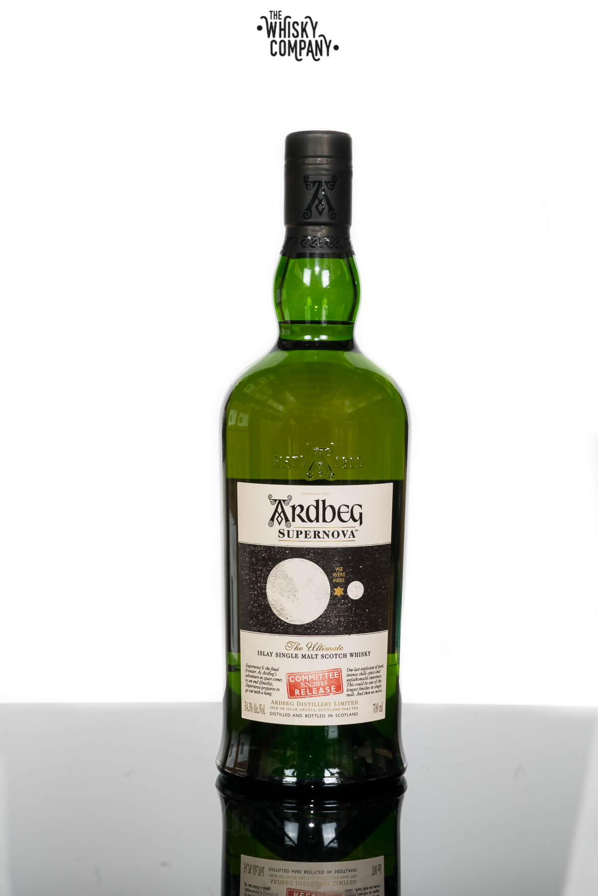 Ardbeg Supernova SN2015 Committee Release Single Malt Scotch Whisky (700ml)