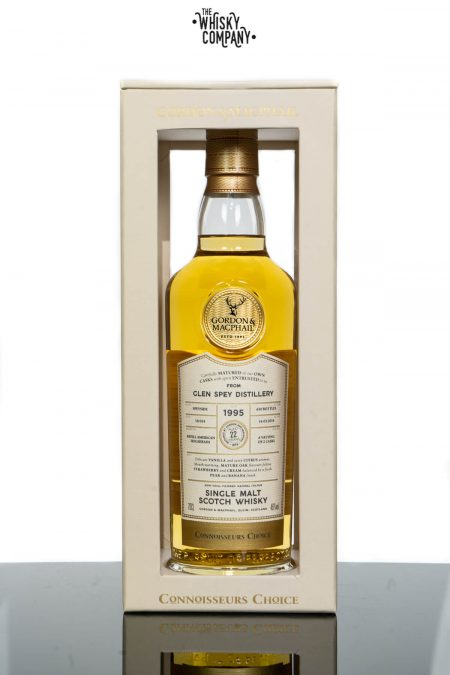 Glen Spey 22 Years Old 1995 Speyside Single Malt Scotch Whisky Gordon & MacPhail (700ml)