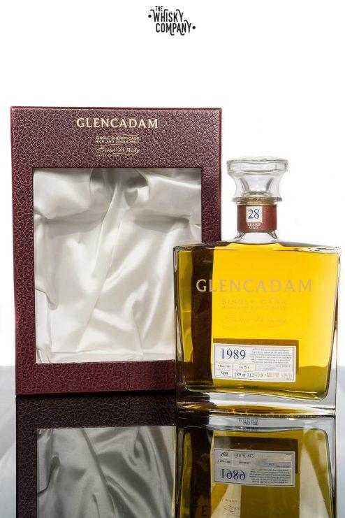 Glencadam 28 Years Old 1989 Single Cask Highland Single Malt Scotch Whisky (700ml)