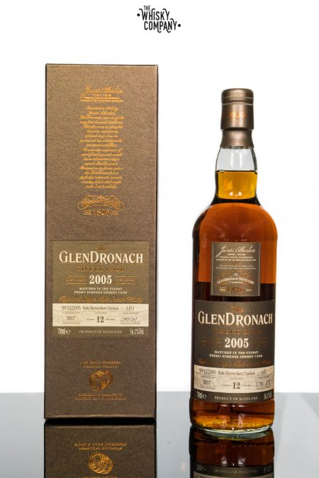 GlenDronach 12 Years Old 2005 Single Cask No. 1451 Batch 16 Single Malt Scotch Whisky (700ml)