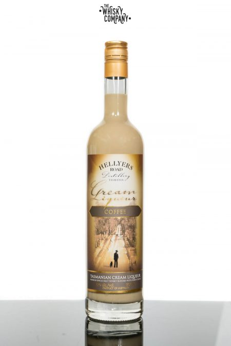 Hellyers Road Tasmanian Whisky Coffee Cream Liqueur (700ml)