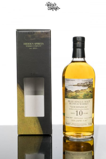 Hidden Spirits 'Lochindaal' 10 Years Old Islay Single Malt Scotch Whisky (700ml)