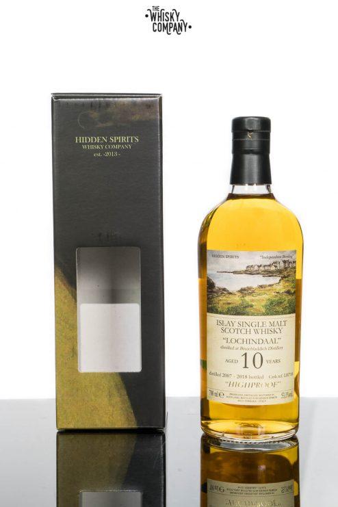 Hidden Spirits 'Lochindaal' 10 Years Old Islay Single Malt Scotch Whisky (700ml)