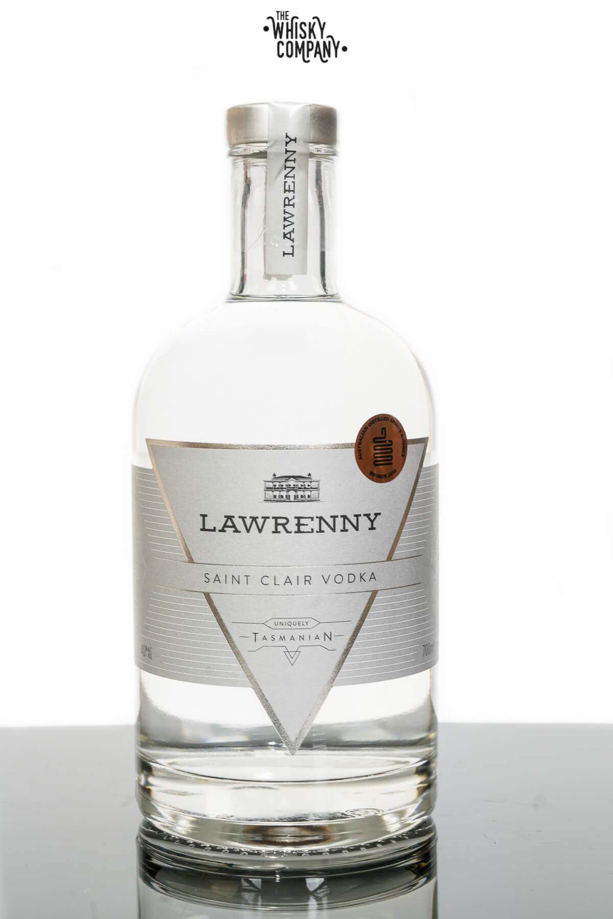 Lawrenny Estate Saint Clair Tasmanian Vodka (700ml)
