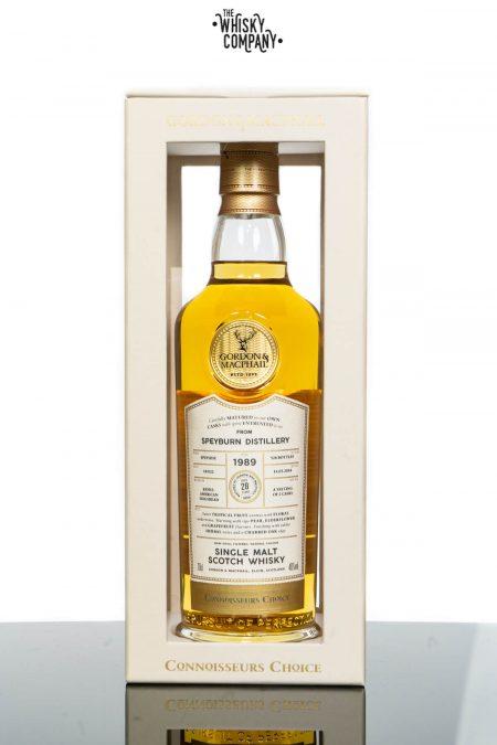 Speyburn 28 Years Old 1989 Speyside Single Malt Scotch Whisky Gordon & MacPhail (700ml)