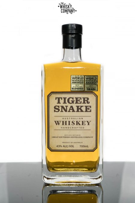 Tiger Snake Small Batch Australian Whiskey (700ml)