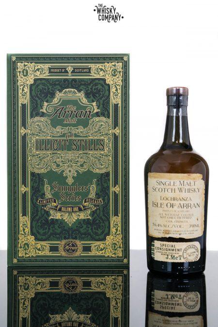 Arran Smugglers Series Volume 1 'The Illicit Stills' Island Single Malt Scotch Whisky (700ml)