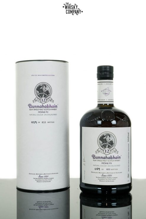 Bunnahabhain Feis Ile 2016 Moine PX Islay Single Malt Scotch Whisky (700ml)
