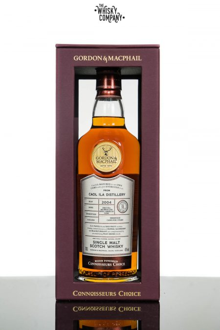 Caol Ila 13 Years Old 2004 Single Malt Scotch Whisky -  Gordon & MacPhail (700ml)