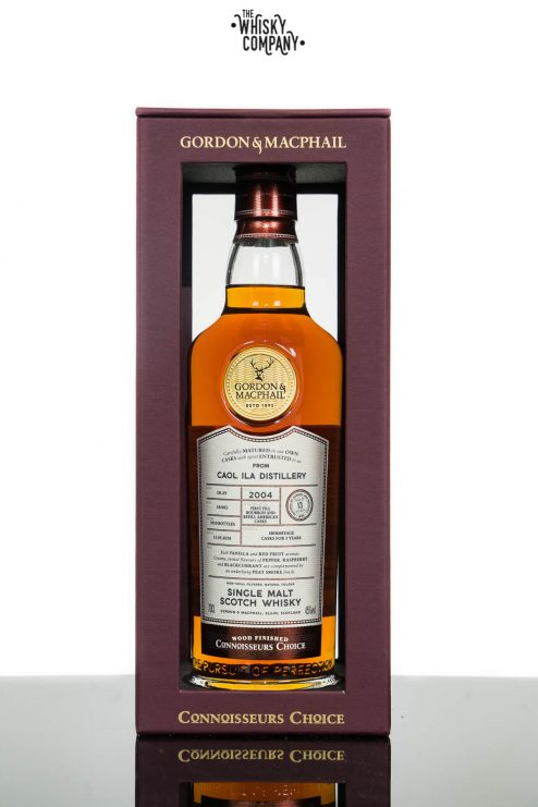 Caol Ila 13 Years Old 2004 Single Malt Scotch Whisky Gordon & MacPhail (700ml)