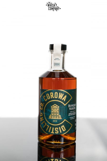 Corowa Distilling Co. 2nd Release Bosque Verde Australian Single Malt Whisky (500ml)