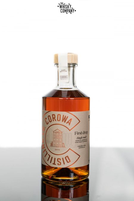 Corowa Distilling Co. First Drop Australian Single Malt Whisky (500ml)