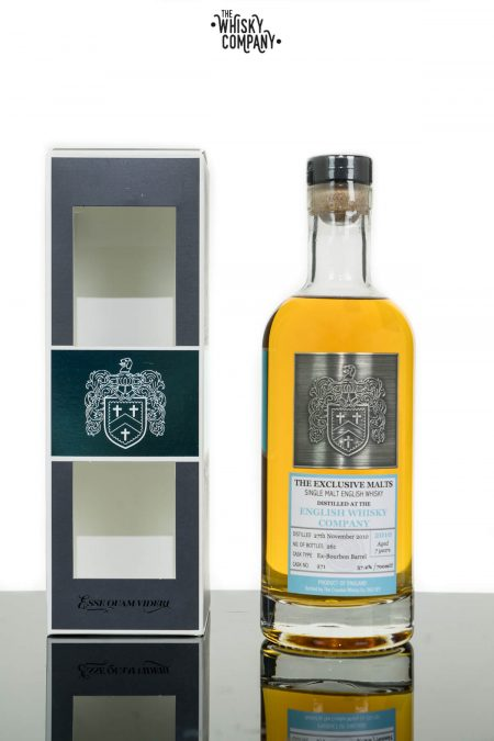 English Whisky Co. 7 Years Old Exclusive Single Malt English Whisky (Creative Whisky Co.) (700ml)