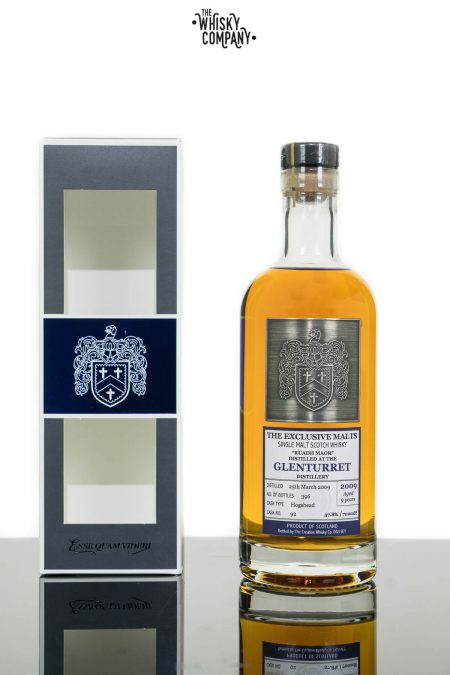Glenturret 9 Years Old Exclusive Single Malt Scotch Whisky (Creative Whisky Co.) (700ml)