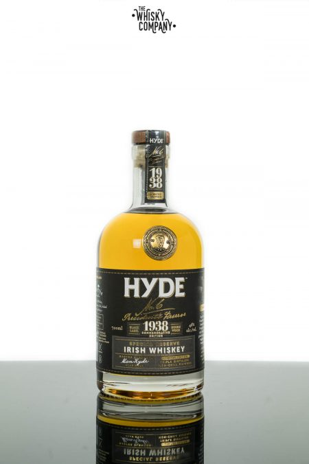 Hyde No. 6 President's Reserve Blended Malt Irish Whiskey (700ml)