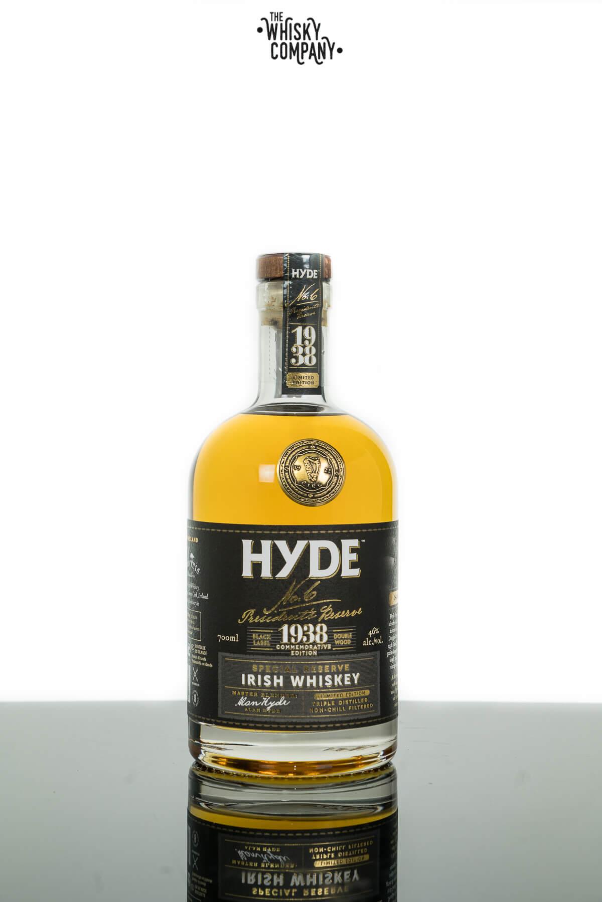 Hyde No. 6 President's Reserve Blended Malt Irish Whiskey (700ml)