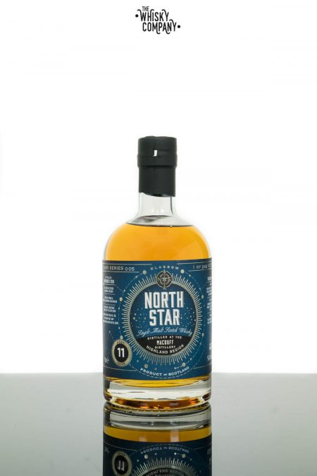 Macduff 11 Years Old 2006 Single Malt Scotch Whisky - North Star (700ml)