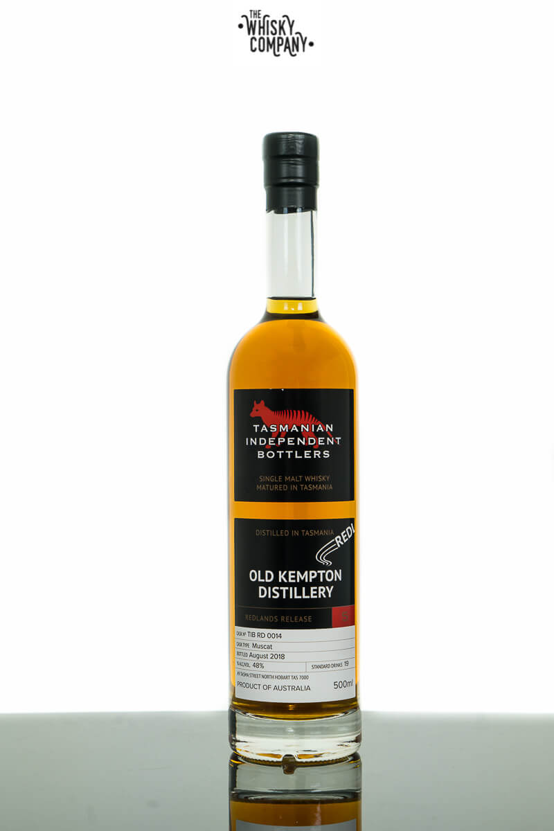 TIB Old Kempton Distillery Cask TIB RD 0014 Australian Single Malt Whisky (500ml)