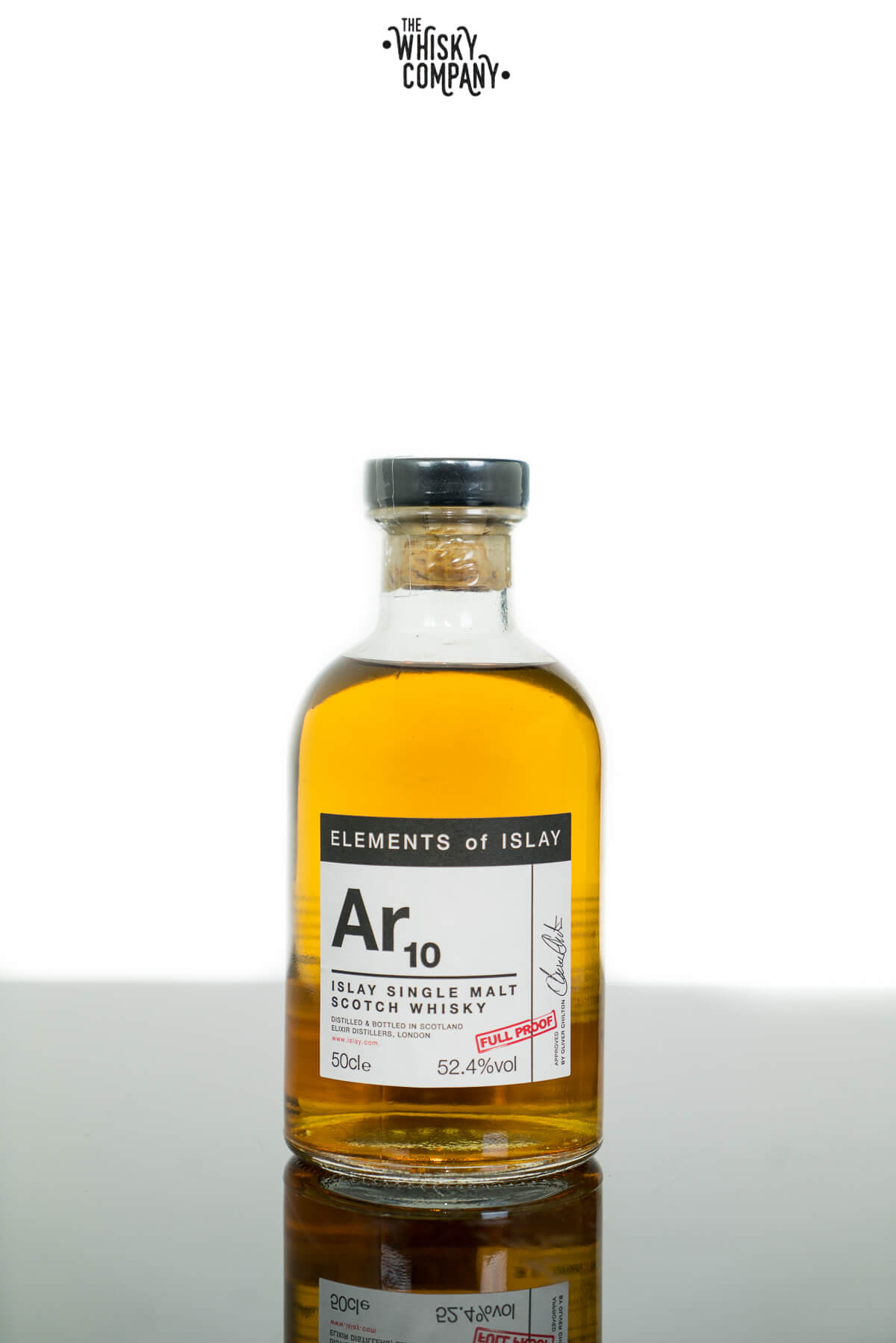 Elements Of Islay Ar10 Islay Single Malt Scotch Whisky (500ml)