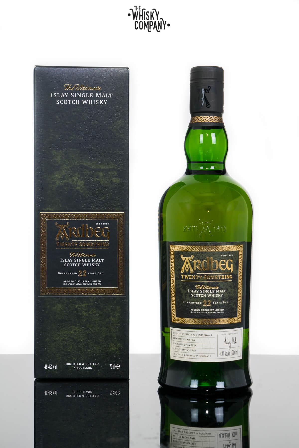 Ardbeg Twenty Something 22 Years Old Islay Single Malt Scotch Whisky (700ml)