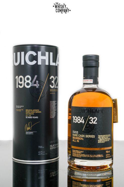 Bruichladdich 32 Years Old 1984 Islay Single Malt Scotch Whisky (700ml)