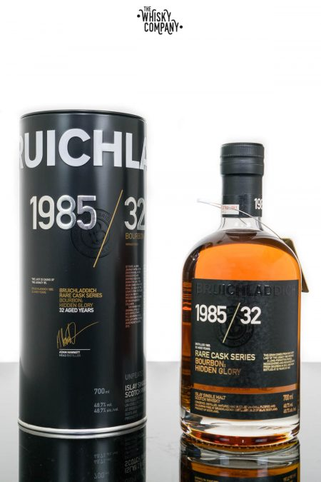Bruichladdich 32 Years Old 1985 Islay Single Malt Scotch Whisky (700ml)