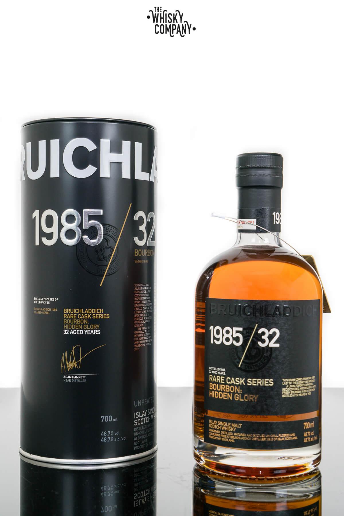 Bruichladdich 32 Years Old 1985 Islay Single Malt Scotch Whisky (700ml)