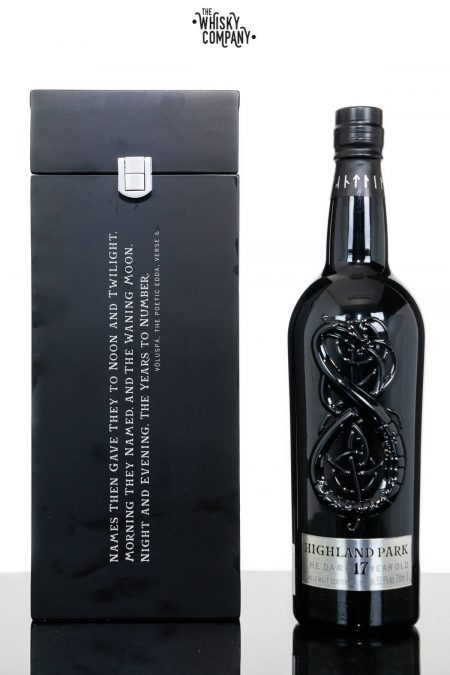 Highland Park 17 Years Old The Dark Single Malt Scotch Whisky (700ml)