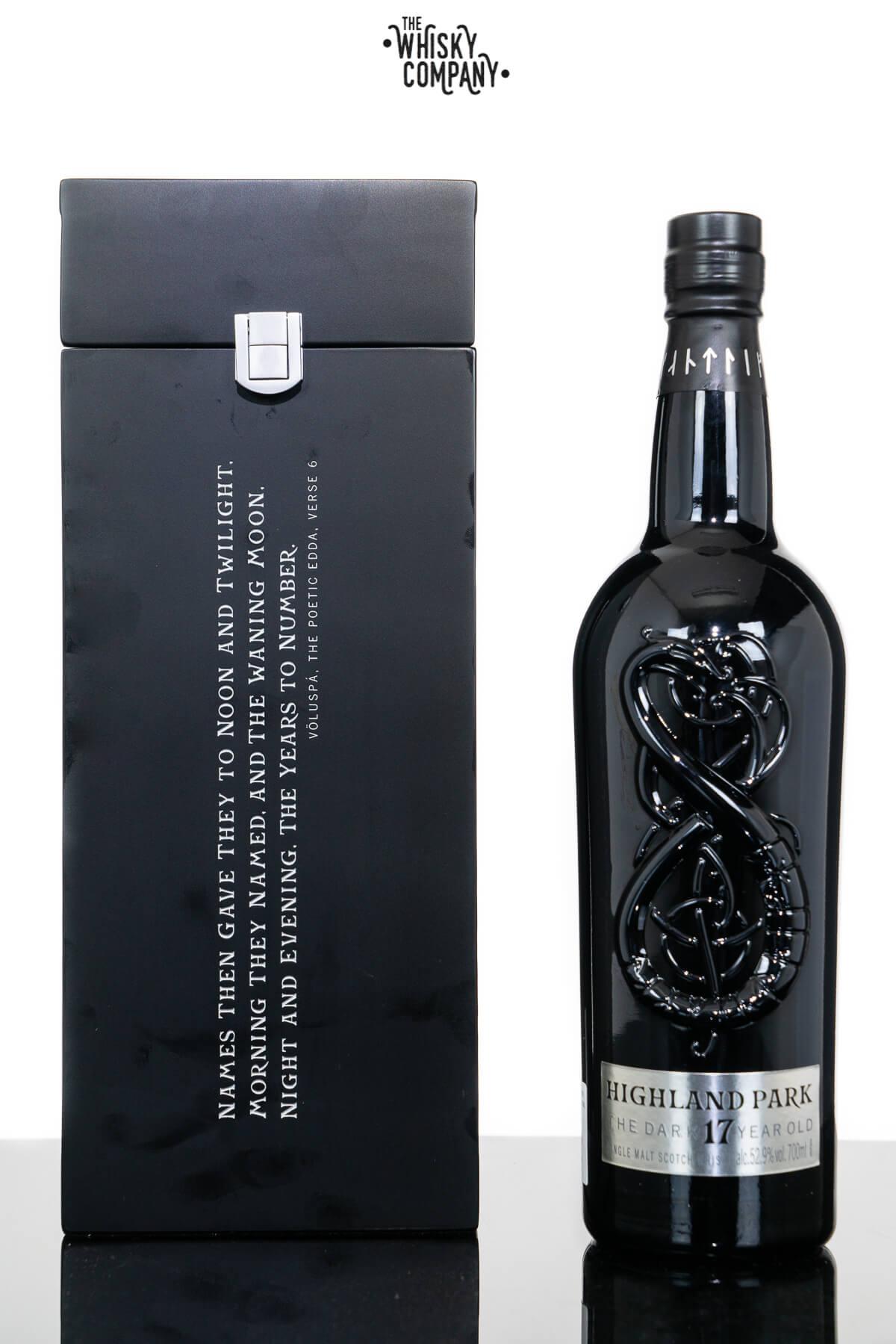 Highland Park 17 Years Old The Dark Single Malt Scotch Whisky (700ml)