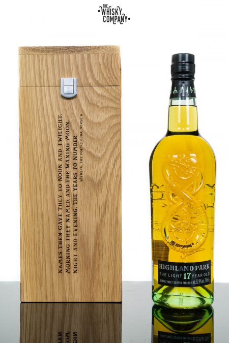Highland Park 17 Years Old The Light Single Malt Scotch Whisky (700ml)
