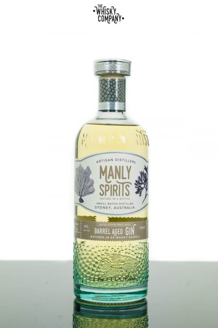 Manly Spirits Co. Barrel Aged Gin Matured in Ex Whisky Barrels (700ml)